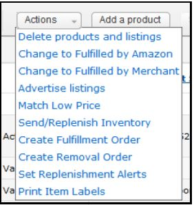 amazons new manage inventory page