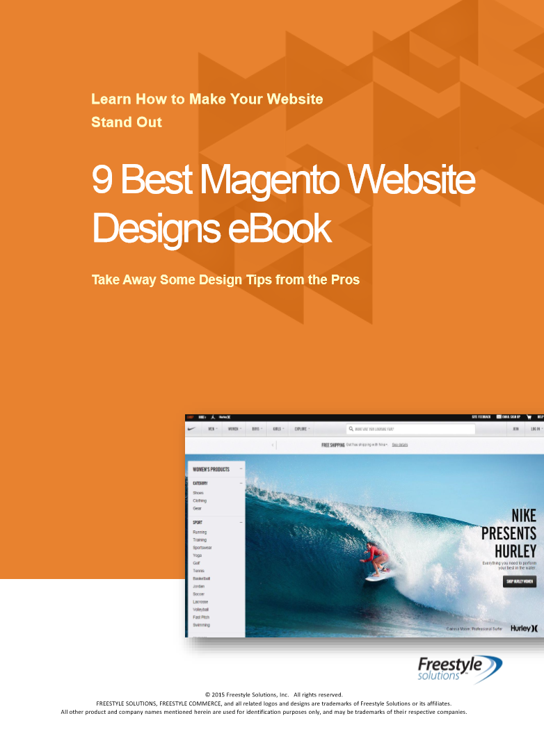 Best Magento Website Designs