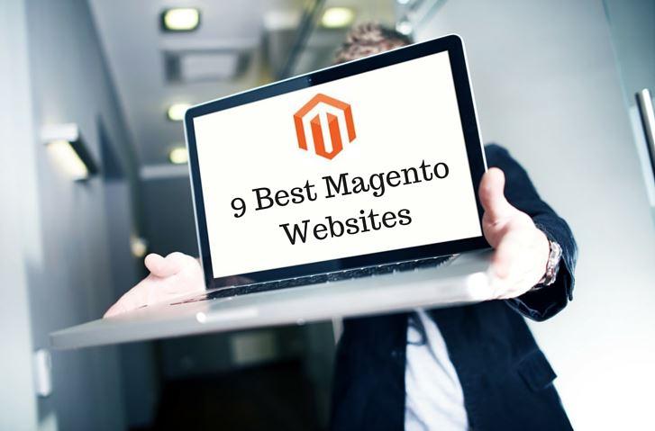 9 best magento websites
