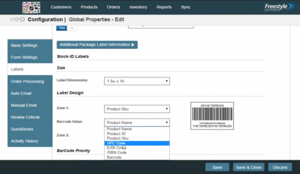 Barcode Scanning for Inventory Control for Retail Success