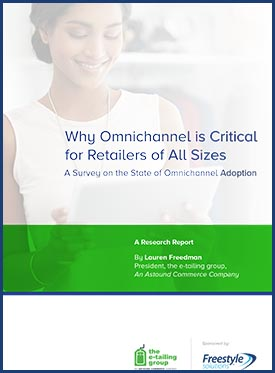 Forrester Omnichannel in Retail