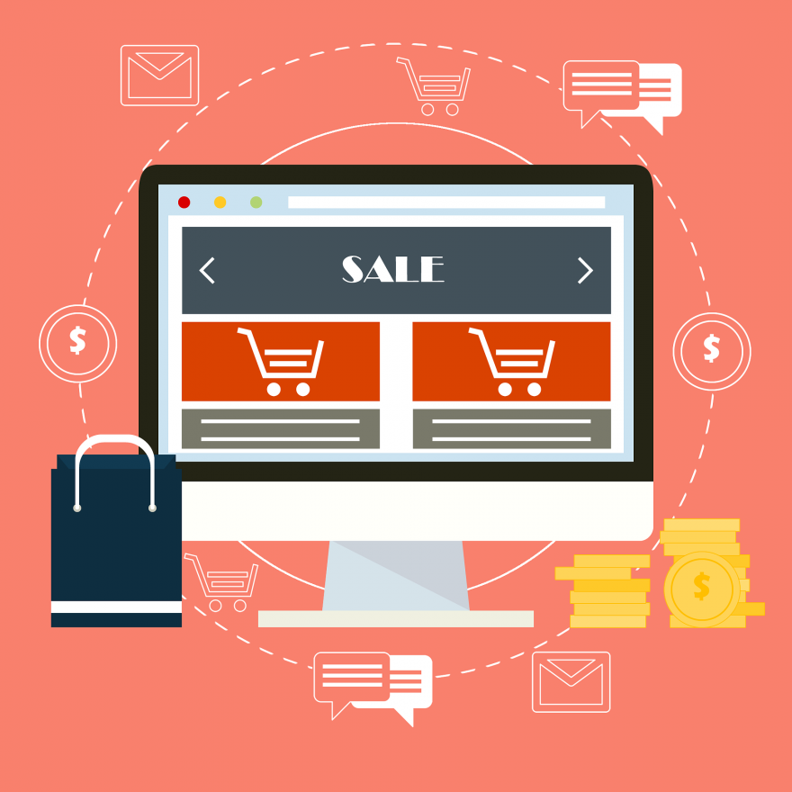 eCommerce graphic