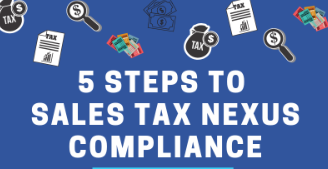 thumbnail 5 steps to sales tax compliance